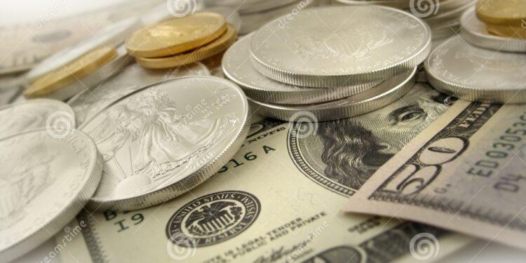 dollars-gold-silver-u-s-money
