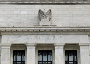 The Federal Reserve building is pictured in Washington, DC, U.S., August 22, 2018.