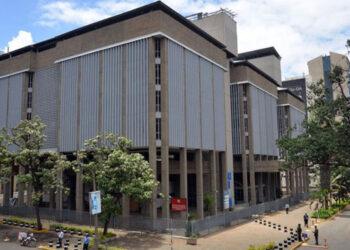 The Central Bank of Kenya